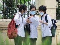 Bộ GD&ĐT công bố phổ điểm các môn thi tốt nghiệp THPT năm 2021
