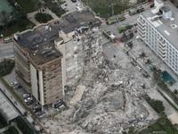 Sập chung cư ở Florida: Tiếp tục triển khai công tác tìm kiếm, số nạn nhân tử vong tăng lên 60