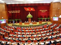 Party Central Committee's draft working regulations discussed