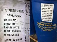 Bộ Công Thương áp thuế chống bán phá giá tạm thời với sorbitol nhập khẩu