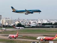 Giới hạn lượng hành khách bay đến TP Hồ Chí Minh trong 15 ngày