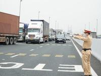 TP Hồ Chí Minh: Phương tiện dán mã QR được lưu thông xuyên suốt, tạo điều kiện vận chuyển hàng hóa
