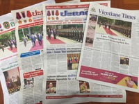 Lao media highlights success of visit by Vietnamese State leader