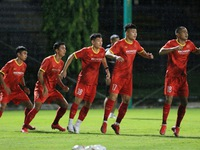 New schedule for Vietnam at 2022 AFC U23 Asian Cup