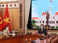 City's official attends meeting of North East Asia regional governments