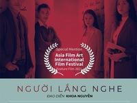 Vietnam's horror film wins three awards at Asian film art festival
