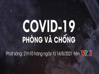 'COVID-19-Prevention And Control' - a series of practical anti-pandemic programs on VTV2