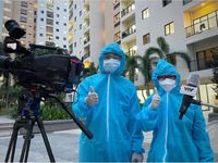 TV Chronicle Passing Through the Area of the Pandemic