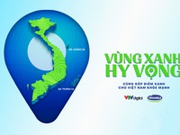 VTV's 'Green Zone of Hope' campaign on digital platform: spreading a positive attitude  during the p