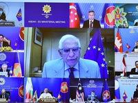 Vietnam attends ASEAN-EU Foreign Ministers' Meeting