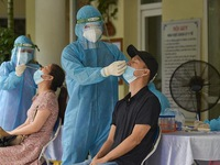 More than 10,800 COVID-19 cases added on August 24