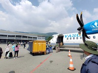 Con Dao Airport to be upgraded to serve two million passengers per year
