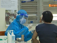 TP Hồ Chí Minh tiêm vaccine Vero Cell cho người trên 65 tuổi