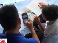 'IT áo xanh' hỗ trợ trẻ em học trực tuyến