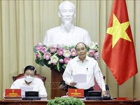 Research on rule-of-law socialist state should be more practical: President
