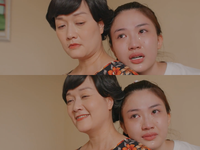 11 tháng 5 ngày - Tập 20: Thục Anh khóc nấc ôm bà Vân khi quyết định làm mẹ đơn thân