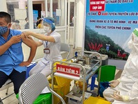 Vietnam administers more than 30 million doses of COVID-19 vaccine
