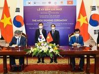 ROK – Vietnam cooperation develops strongly