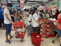 CPI picks up 1.79% in eight months, lowest in five years: GSO