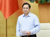 PM urges for strong efforts to remove EU yellow card on illegal fishing