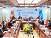 Vietnam chairs opening ceremony of 15th ASOSAI Assembly