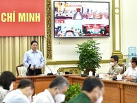 PM asks for continued support to HCM City during pandemic peak