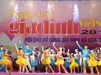 Tổ chức Ngày hội Gia đình Việt Nam 2014