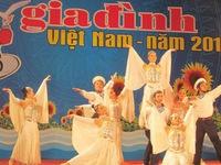 """Khai mạc """"Ngày hội gia đình Việt Nam năm 2014"""""""