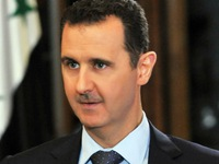 Tổng thống Syria đồng ý giao nộp vũ khí hóa học