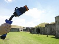 Máy quét 3D cầm tay giúp khôi phục hiện trường