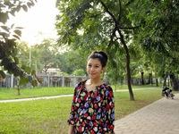 Ola Hồng Anh: 'May mắn được dẫn Talk Vietnam'
