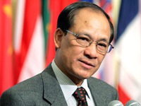 Tổng Thư ký ASEAN Lê Lương Minh nhậm chức ngày 9/1