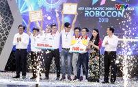 LH - ATM và LH - GALAXY đại diện Việt Nam tham dự ABU Robocon 2018