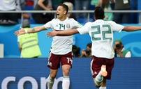 KẾT QUẢ FIFA World Cup™ 2018: Mexico giành chiến thắng quả cảm trước Hàn Quốc