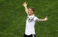 KẾT QUẢ FIFA World Cup™ 2018: ĐT Đức lội ngược dòng ngoạn mục trước ĐT Thụy Điển