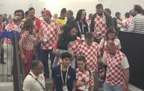 Phóng viên Thể Thao VTV tác nghiệp tại Nga: Những cảm xúc sau trận chung kết World Cup 2018