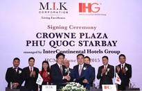 Tập đoàn IHG giới thiệu dự án khách sạn Crowne Plaza Phú Quốc Starbay