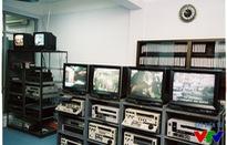 """Những hình ảnh """"độc"""" về hệ thống thiết bị kỹ thuật VTV thời kỳ đầu"""