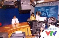 Những hình ảnh hiếm hoi về trường quay VTV thời kỳ đầu