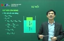Trường học mở - môn Vật lý: Sự nổi