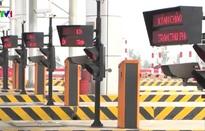 Tiến độ thực hiện thu phí không dừng tại các trạm BOT trên toàn quốc