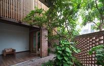 Đẹp mê ly với ngôi nhà ngập không gian xanh tại Hải Dương