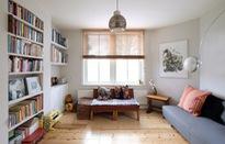 Thích mê căn nhà sàn gỗ 70m2 xinh xắn và ấm áp