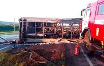 Tai nạn giao thông tại Nga, ít nhất 15 người thiệt mạng