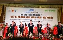 Lần đầu tiên tổ chức Triển lãm và hội nghị Nông – Lâm – Ngư nghiệp quy mô quốc tế