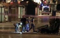 26 công dân Pháp bị thương trong vụ khủng bố ở Tây Ban Nha