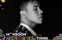 Đông Hùng mở màn cho Lễ hội Âm nhạc Gió mùa 2017