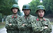 Sao nhập ngũ: Những hình ảnh siêu dễ thương của các lính mới