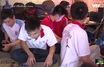 Niềm đam mê của các sinh viên Bách khoa dành cho Robocon