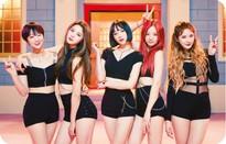Sau đêm nhạc MBC Music K-plus đáng quên, EXID quay lại biểu diễn ở phố đi bộ